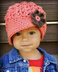 crochet toddler cap/hat
