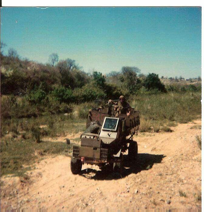SA border war 1980s