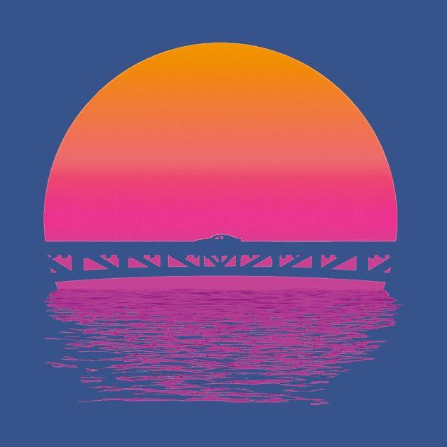 Image Result For Outrun Sun Sun Logo Logo Google Image