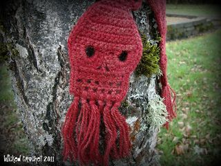 27 Skull Pattern Designs to Knit and Crochet