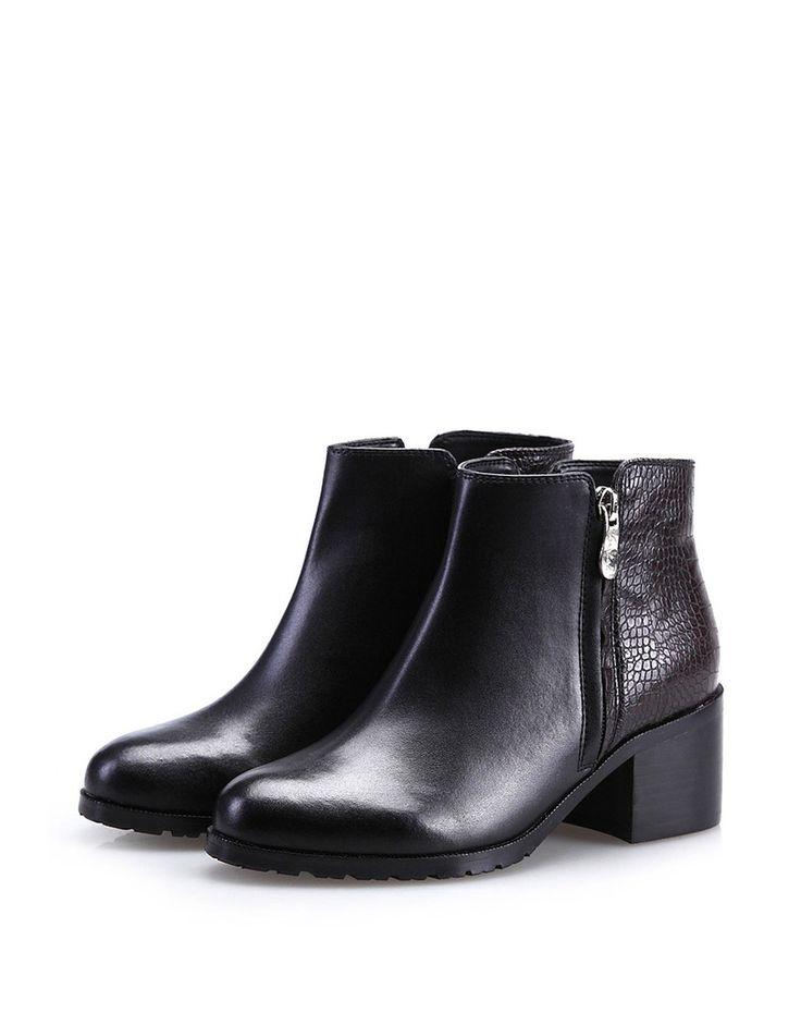 Georgia Boot – Genkek Shoes