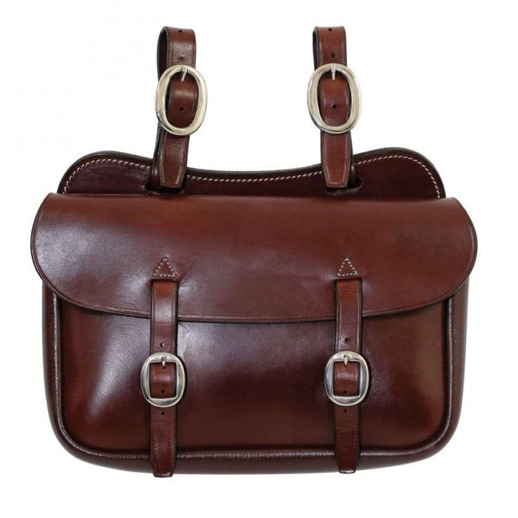 TANAMI SMALL SQUARE SADDLE BAG A handy sized saddle bag for everyday use, made from top quality leather. $114.95