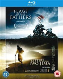 Flags of Our Fathers/Letters from Iwo Jima Two war dramas directed by Clint Eastwood. Flags of Our Fathers (2006) is based on the book by James Bradley and Ron Powers. In February 1945 even as victory in Europe was finally within reach the war http://www.MightGet.com/january-2017-12/flags-of-our-fathers-letters-from-iwo-jima.asp