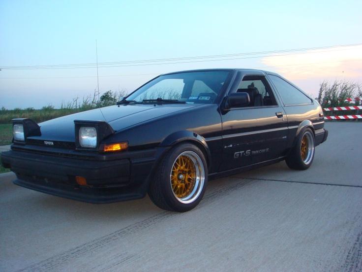 WANT AE86