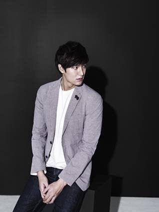 Lee Min Ho for Trugen S/S 2013