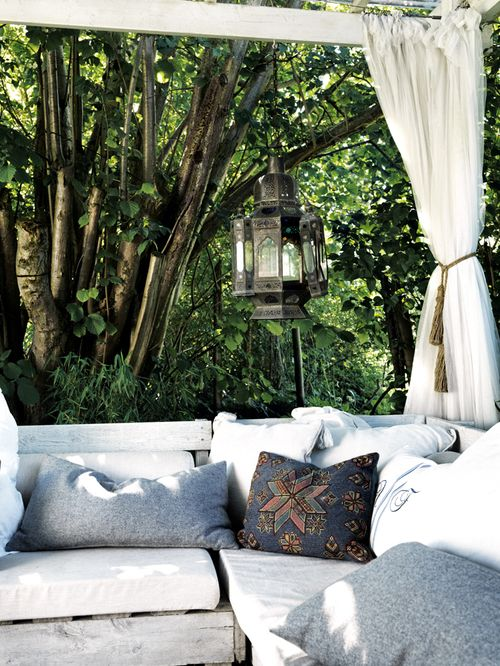 Exclusive Chill Out Areas Like This One Here