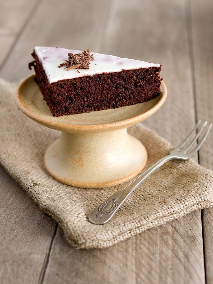 Čokoládovo-cviklový koláč