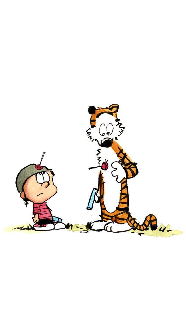 Calvin And Hobbes Screensaver Iphone New Calvin And Hobbes Iphone Wallpaper 32 Of Calvin And In 2020 Calvin And Hobbes Wallpaper Screensaver Iphone Iphone Wallpaper