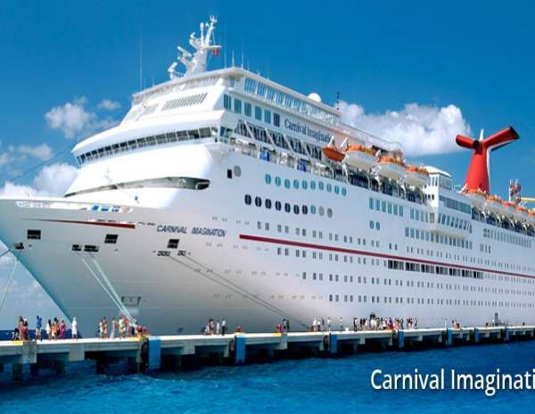 The 4-night Catalina & Baja Mexico cruise onboard Carnival Imagination will cost you between $269 ($... - Carnival.com