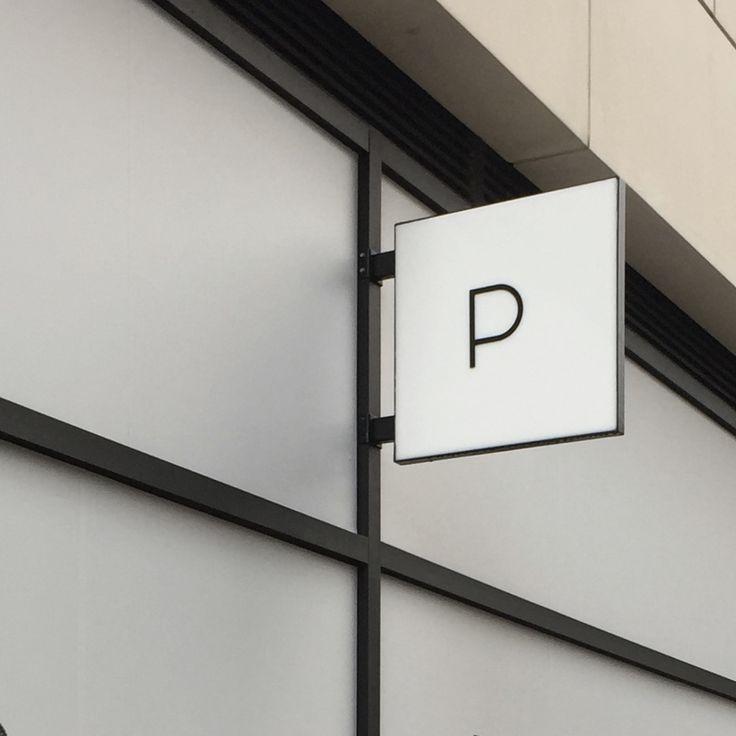 simple signage #branding