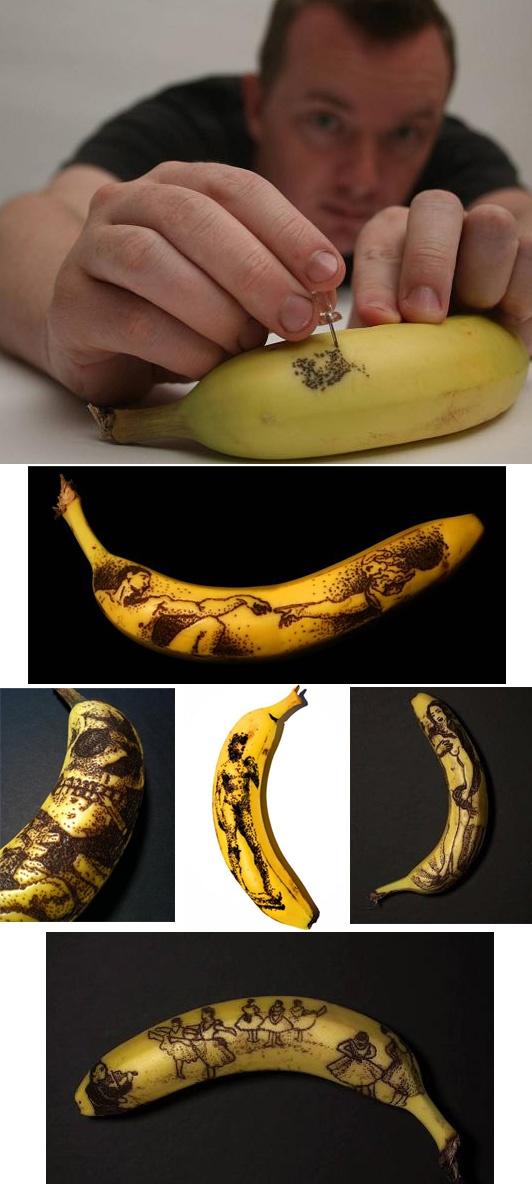 Banana Art!