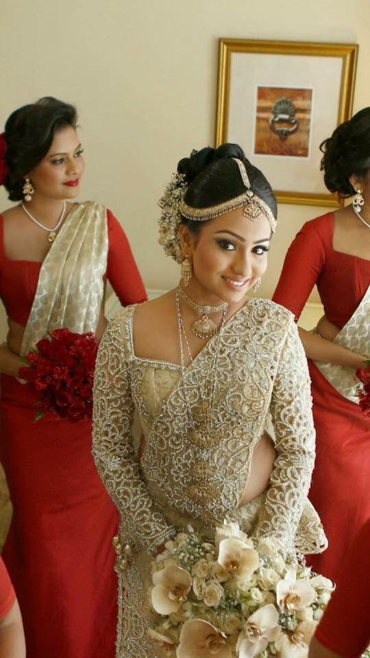 Bridesmaid ideas #srilankanwedding