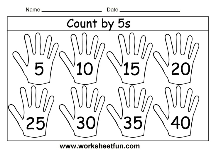 counting by 5s skip counting pinterest math skip counting and free printable worksheets. Black Bedroom Furniture Sets. Home Design Ideas