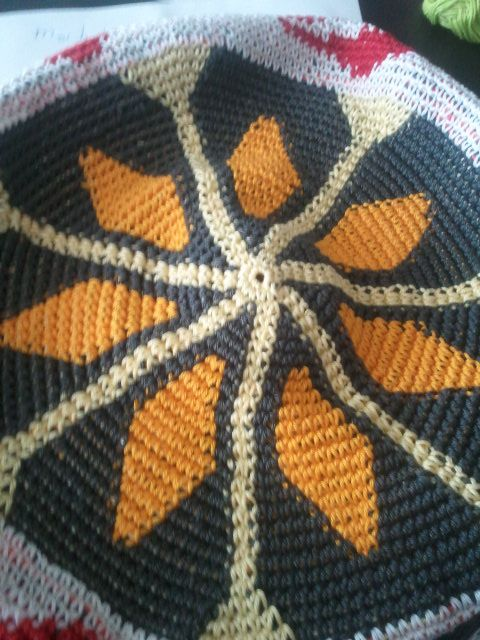 Mejores 178 imágenes de Tejida en Pinterest | Punto de crochet ...