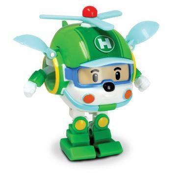 Robocar Poli Хэли мини трансформер
