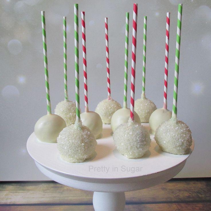 Cake pops| Merry Christmas!