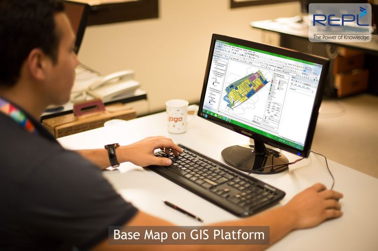Preparation of Base Map on GIS Platform using various tools in ArcGIS. http://www.replinfosys.com/gis-enabled-land-data-management.aspx