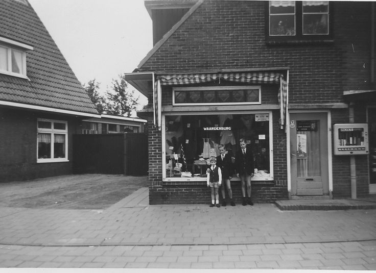Twello, Stationsstraat 6 (ca. 1965)