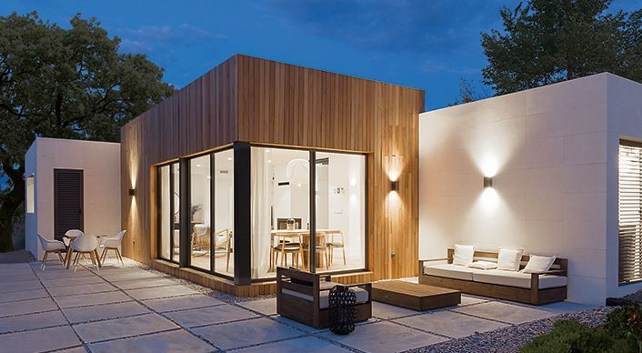 Prefabricated homes, factory-built houses, modular homes