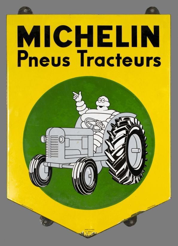 Michelin, Tractor Tires