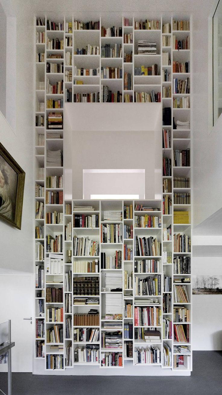 6x inspiratie en tips voor je eigen huisbibliotheek - Roomed
