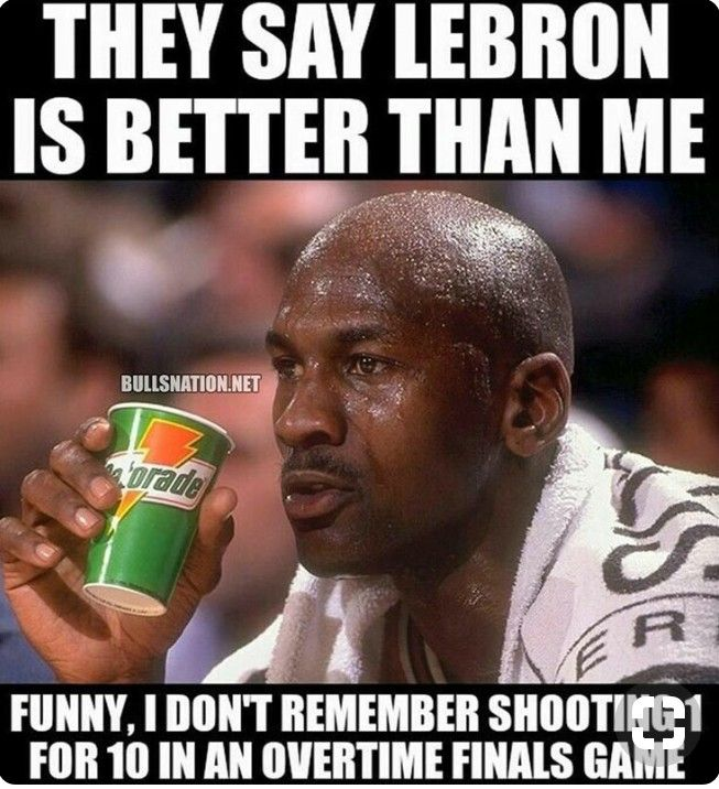 Michaeljordan Vs Lebronjames Goat Jordan Mj Airjordan Jumpman Chicagobulls Bulls Chicago Nba Jord Nba Funny Funny Basketball Memes Funny Nba Memes