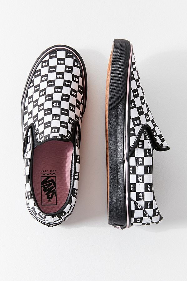 Vans X Lazy Oaf Classic Slip-On Sneaker