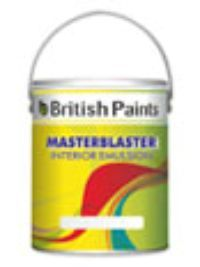 MasterBlaster - Interior Emulsion is a super economical paint based on water thinnable washable coating for application on interior surface. Read more: http://www.britishpaints.in/interior-wall-paints/masterblaster.html