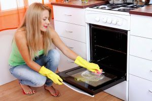 What Type Of Duties Is Involved Within House Cleaning And Oven Cleaning?