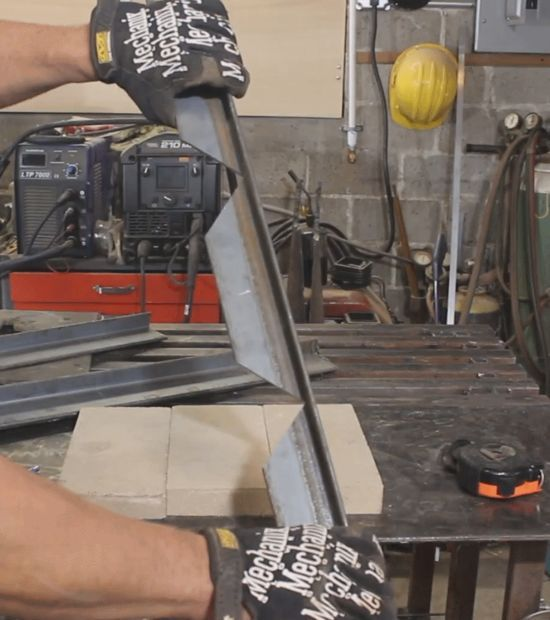 If you're tired of using the BBQ as your forge, this project may be just what you're looking for! Using a combination of new and scrap materials, we make a propane...