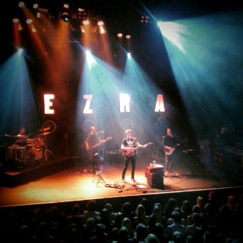 George Ezra concert (spring).