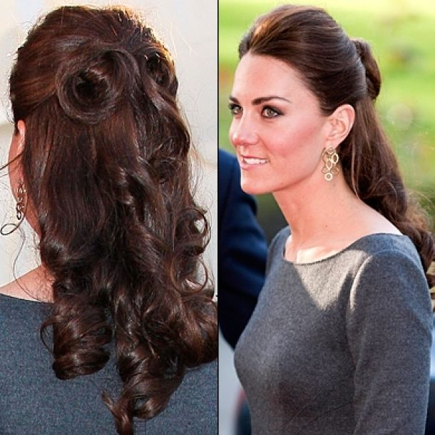 Wedding Hairstyle Kate Middleton : 22 best wedding guest hairsyles and makeup images on pinterest