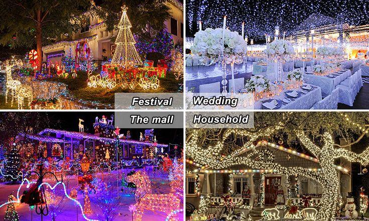 45 best Led String Light For Christmas Decorations images on Pinterest - outdoor christmas decorations wholesale
