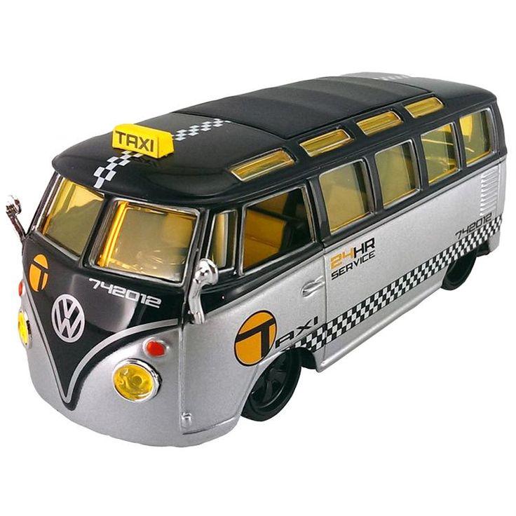 Maisto Volkswagen Van Samba 1:25 Model Araba P/R  #model #araba #bitirimoyuncak