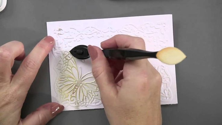 Hot Off The Press Embossing Folders - Paper Wishes Webisodes