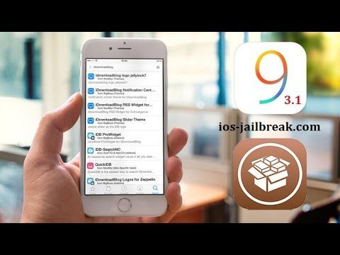 JailBreak IOS 9.3.1 WithOut PC