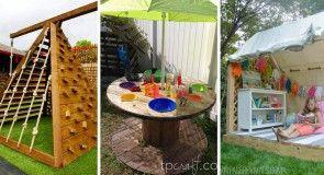 Výběr 19 zábavných zahradních tipů pro děti