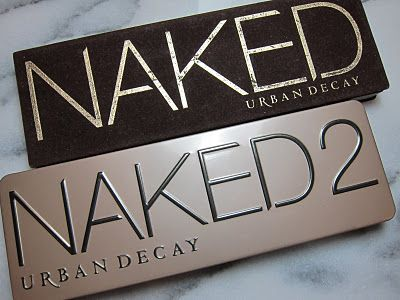 Urban Decay Naked Tutorials