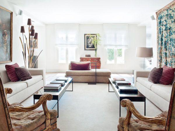 Belen Domecq: salón