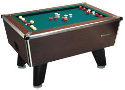 Bumper Pool Table By Great American Recreation Equipment