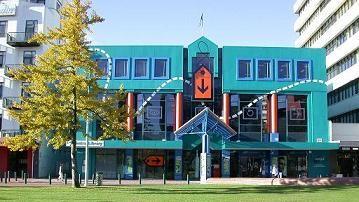 Garden Place Library, Hamilton City Libraries