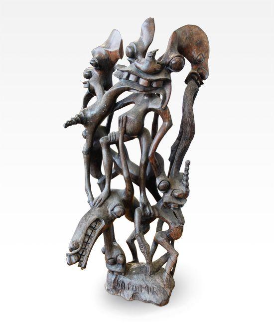 Best makonde original african art carvings for sale