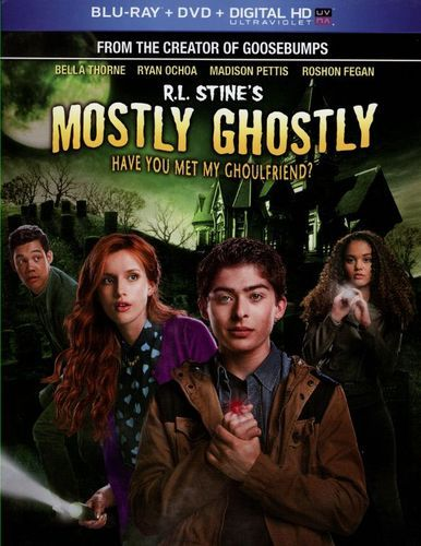 Best Buy R L Stine S Mostly Ghostly Have You Met My Ghoulfriend Blu Ray 2014 Hd Movies Movies To Watch Madison Pettis