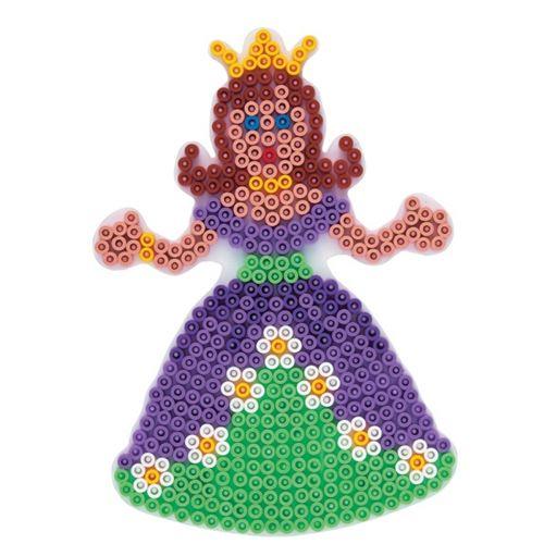 Plaque - Princesse - Hama