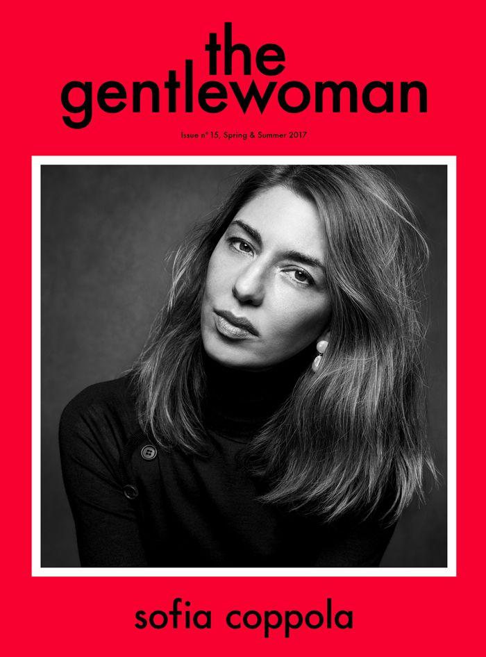 소피아 코폴라 The Gentlewoman S/S 2017 by Inez & Vinoodh : 네이버 블로그