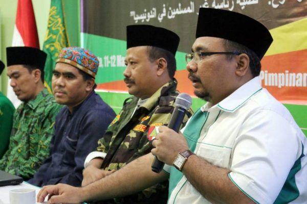 Kiai muda NU: Boleh memilih pemimpin non-Muslim