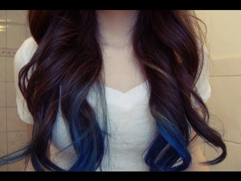 diy kool aid hair dye my style pinterest videos