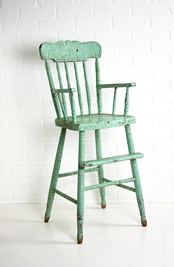 Antique High Chair Early 1900 S Projects Pinterest Chairs And Antiques