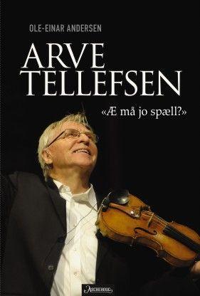 Arve Tellefsen - ebok
