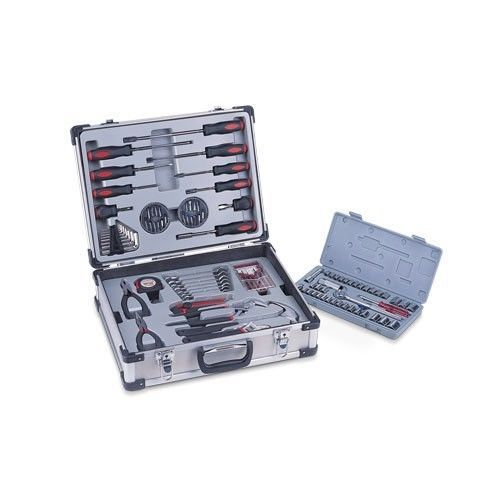 Tool-Kit-101-Pc-Deluxe-In-Aluminum-Case-Top-Quality-Set-of-Commonly-Used-Tools